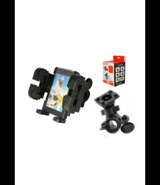 ZWC Universele Smartphonehouder - zwart