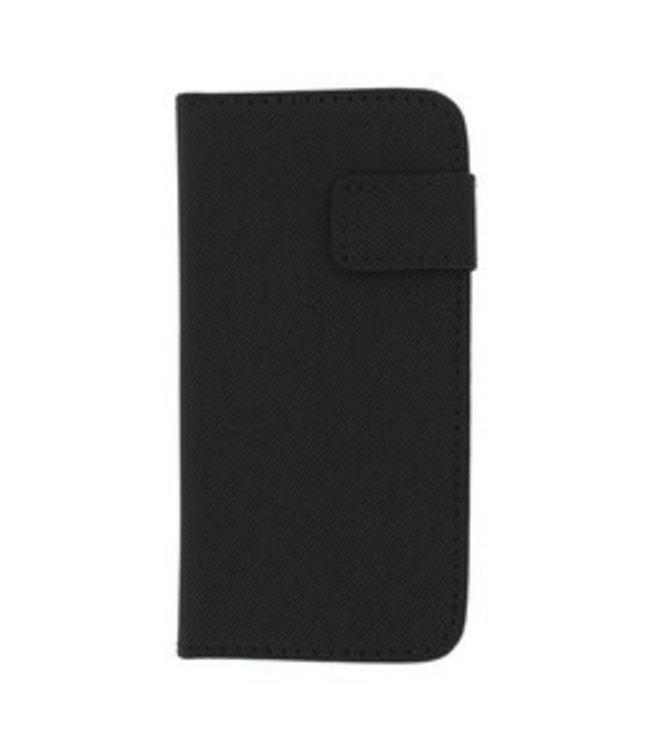 Mjoy Wallet Case iPhone 5(s)/SE - Grijs - Mjoy