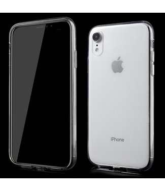 ZWC TPU sofcase - iPhone XR- Transparant