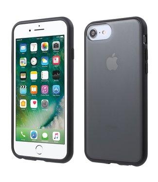 iPaky Quality Hardcase Iphone Hoesje - Iphone 6/7/8 - Zwart - Ipaky