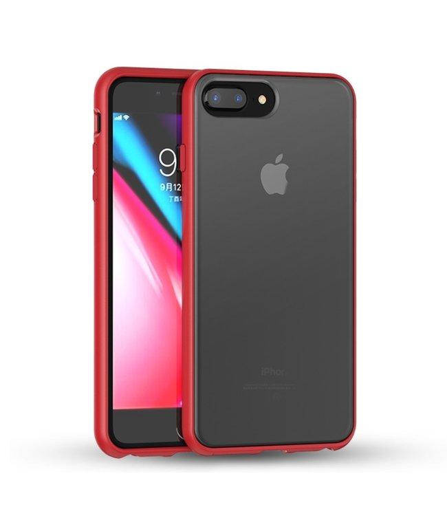 iPaky Quality Hardcase - Iphone 6plus/7plus/8plus - Rood - Ipaky