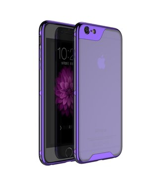 iPaky Hardcase Iphone Hoesje - Iphone 6/S Plus - Paars - Ipaky