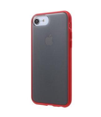 iPaky Quality Hardcase - Iphone 6(s) / 7/ 8/SE 2020 - Rood - Ipaky
