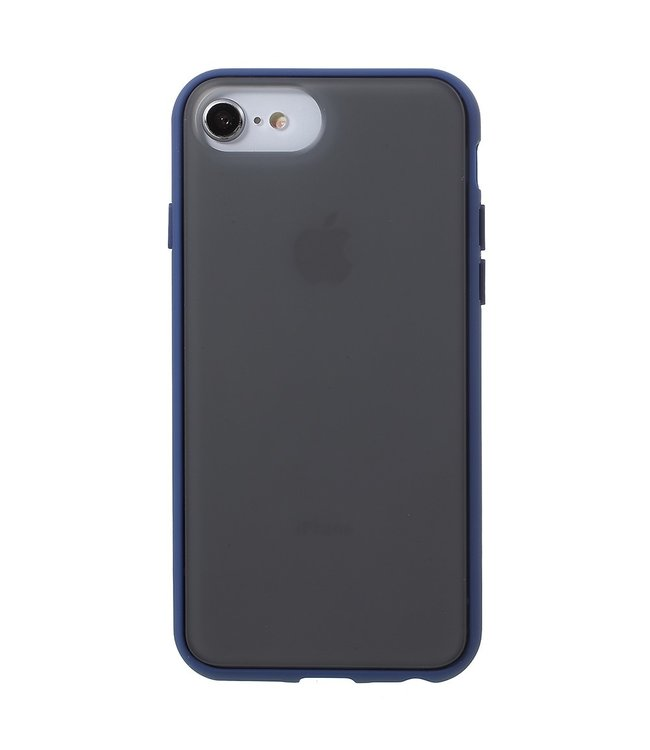 iPaky Quality Hardcase - Iphone 6/7/8/SE 2020 - Blauw - Ipaky