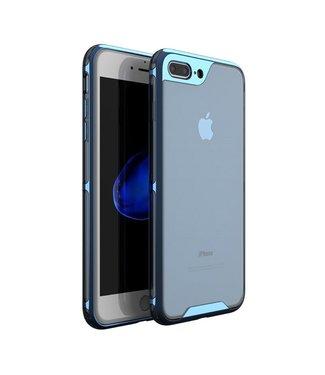 iPaky Hardcase Iphone Hoesje - Iphone 7Plus/8Plus - Blauw - Ipaky