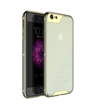 iPaky Hardcase Iphone Hoesje - Iphone 6/S Plus - Goud - Ipaky