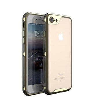 iPaky Hardcase Iphone Hoesje - Iphone 7/8/SE 2020 - Goud - Ipaky