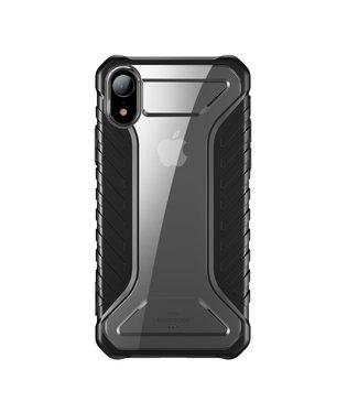 Baseus Race Hardcase - Iphone XR Hoesje - Zwart - Baseus