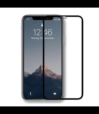 ZWC 3D Glass Screen Protector - Iphone XR - Zwarte omranding