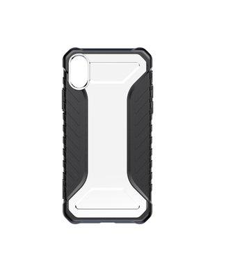 Baseus Race Hardcase - Iphone XS Max Hoesje - Zwart - Baseus