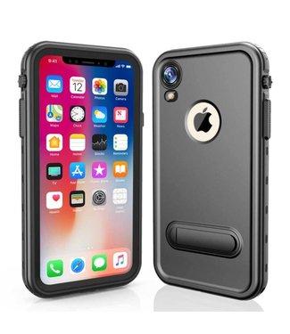 ZWC Waterproof hoes voor iPhone Xr - 2M - Zwart