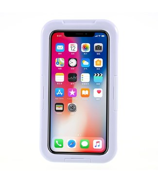 ZWC Waterproof case iPhone X - 2M - Wit - ZWC