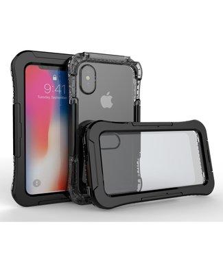 ZWC Waterproof iPhone Xs MAX hoesje - 6M - Zwart