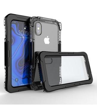 ZWC Waterproof iPhone X(s) hoesje - 6M - Zwart