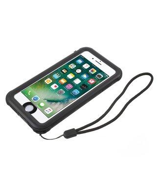 ZWC Waterproef hoes - Iphone 7/8 - 2M - Zwart