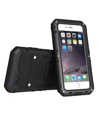 ZWC Waterproof Case - iPhone 7/ iPhone 8 Hoesje - Zwart