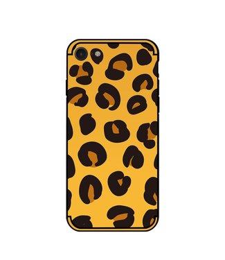 NXE Softcase voor iphone 7 - iPhone 8 - luipaard print