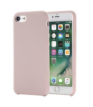 ZWC Silicone case - iPhone 7/8 Hoesje - Roze