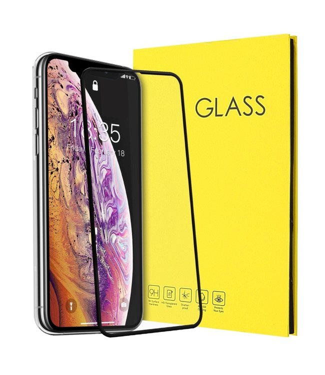 ZWC Full Screen Tempered Glass Screen Protector - iPhone 11 Pro Max 6.5 inch