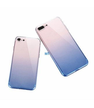 ZWC Anti-shock TPU Softcase - iPhone Xr - SENIMO - Blauw
