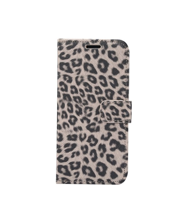 ZWC iPhone cover/portemonnee met luipaardprint voor iPhone 11 6.1 inch
