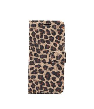 ZWC iPhone cover/portemonnee met luipaardprint voor iPhone 11 6.1 inch
