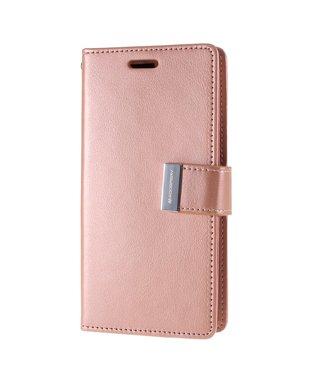 Goospery Bookcase Goospery voor iPhone 11 - roze goud