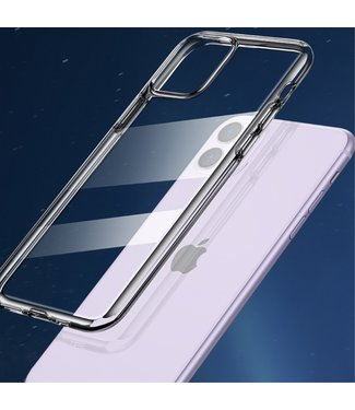 Rock Ultradunne en beschermende hoes voor iPhone 11 6.1 inch- Transparant