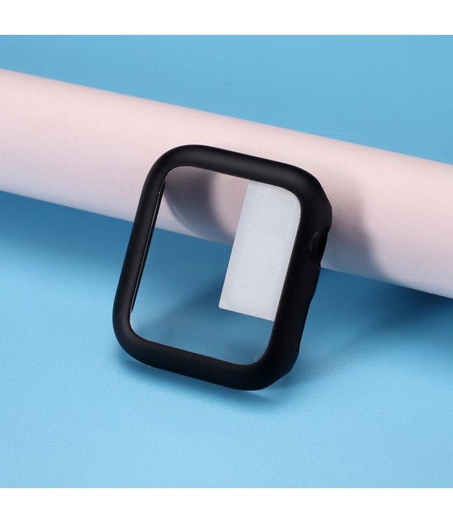 ZWC Screenprotector in gehard glas voor Apple Watch Series 5/4 40 mm