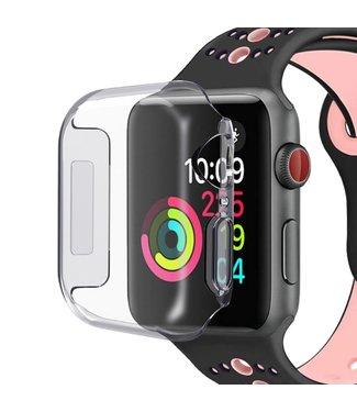 ZWC Zachte TPU-case voor Apple Watch Series 4 40 mm