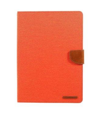 Goospery Hoes voor iPad 9.7 ( model 2017 / 2018 ) - oranje