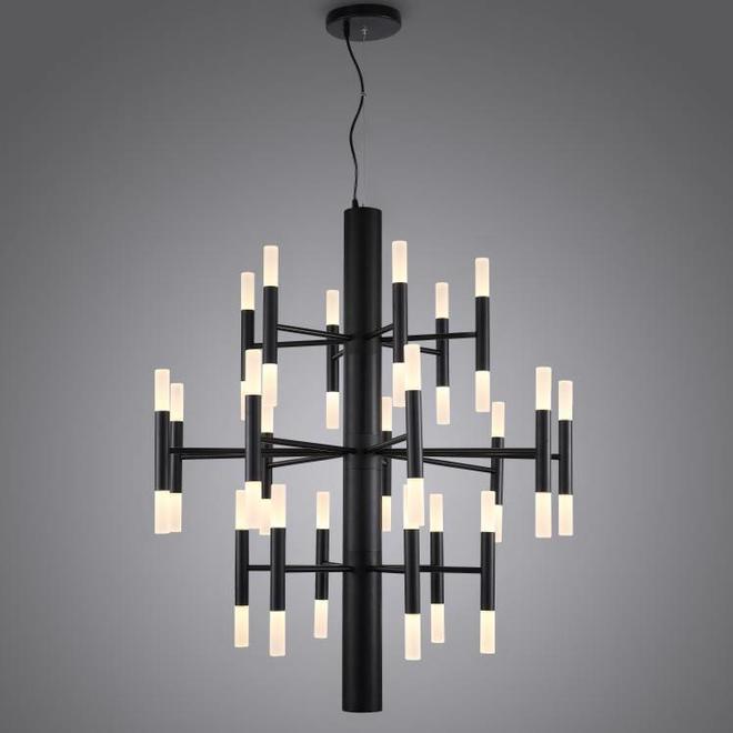 LED Hanglamp STIXX groot - zwart