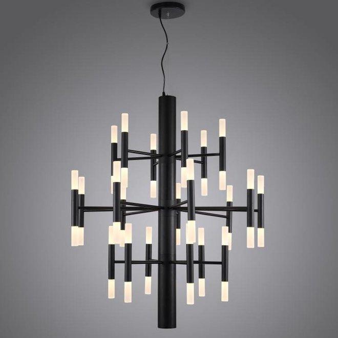 LED pendant STIXX big - black