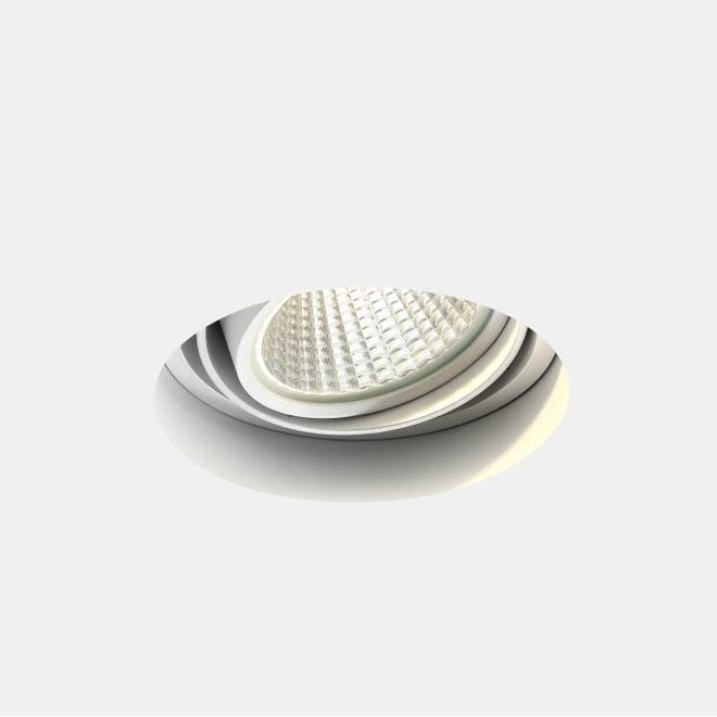 Trimless inbouw LED spot BLEND rond wit ø111 mm