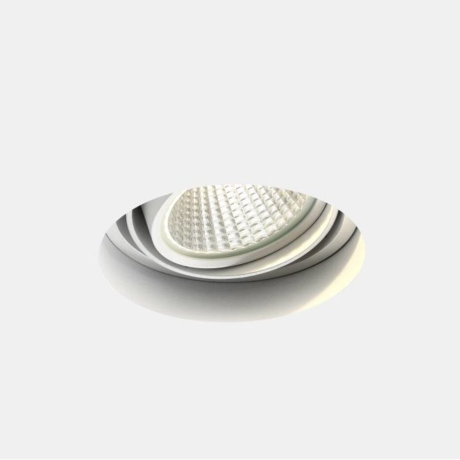 Trimless recessed LED spot BLEND round white ø111 mm