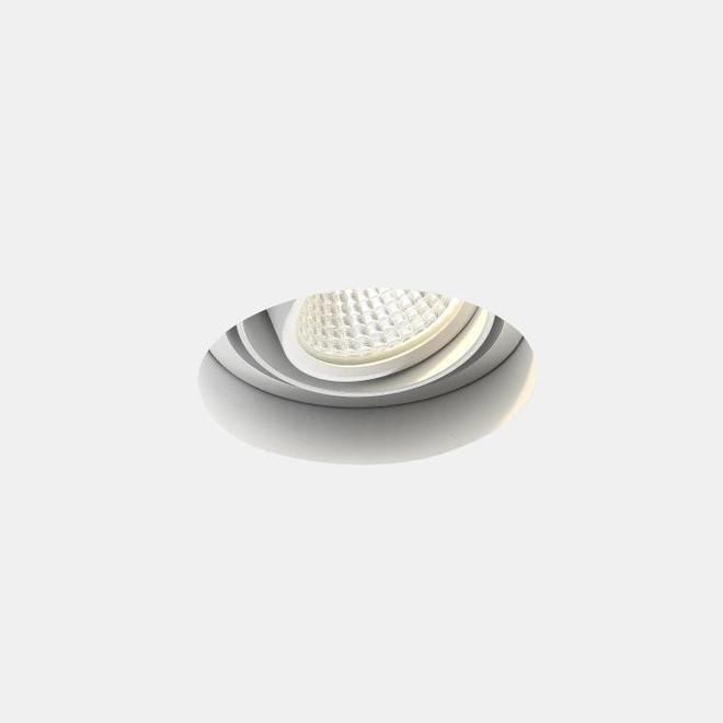 Trimless recessed LED spot BLEND round white ø89 mm