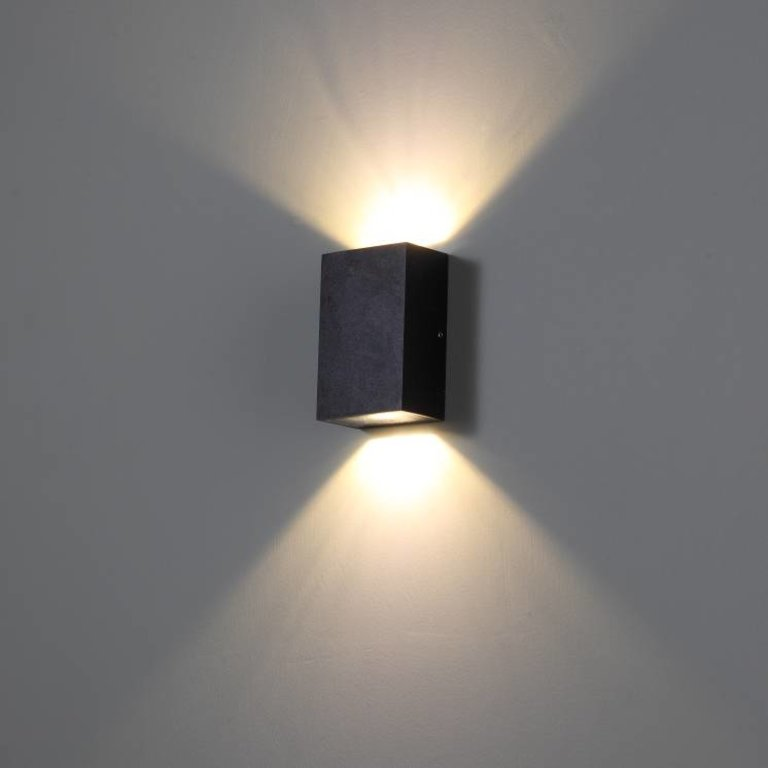 Square Led Outdoor Wall Lamp Trend 2
