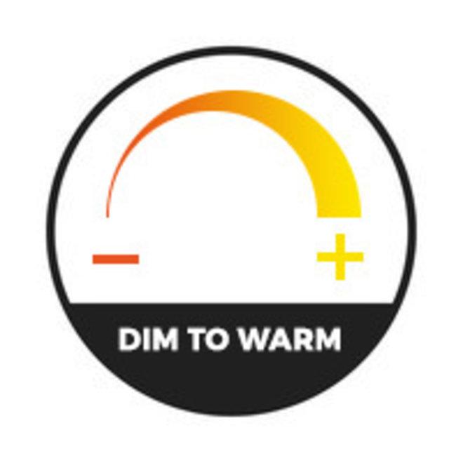 Dimbaar koud naar warm