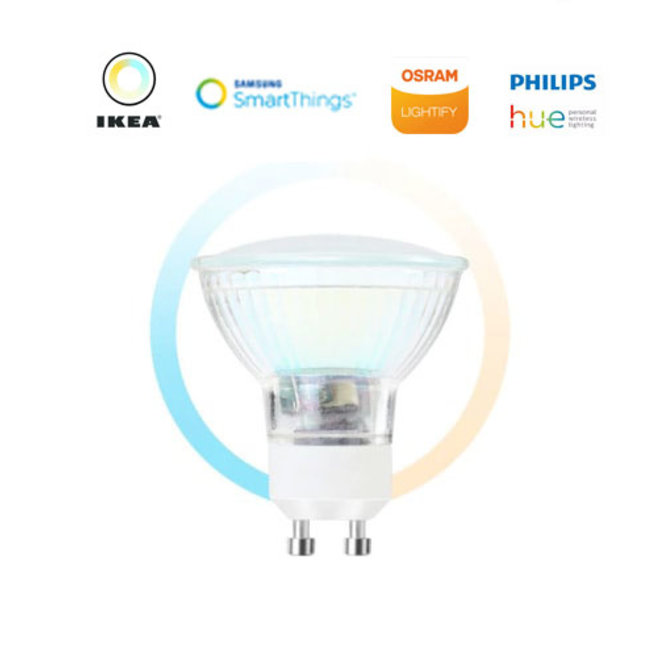 Dimmable cold  to warm