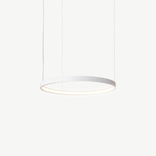 LED ring hanglamp HALO ø520 mm - wit