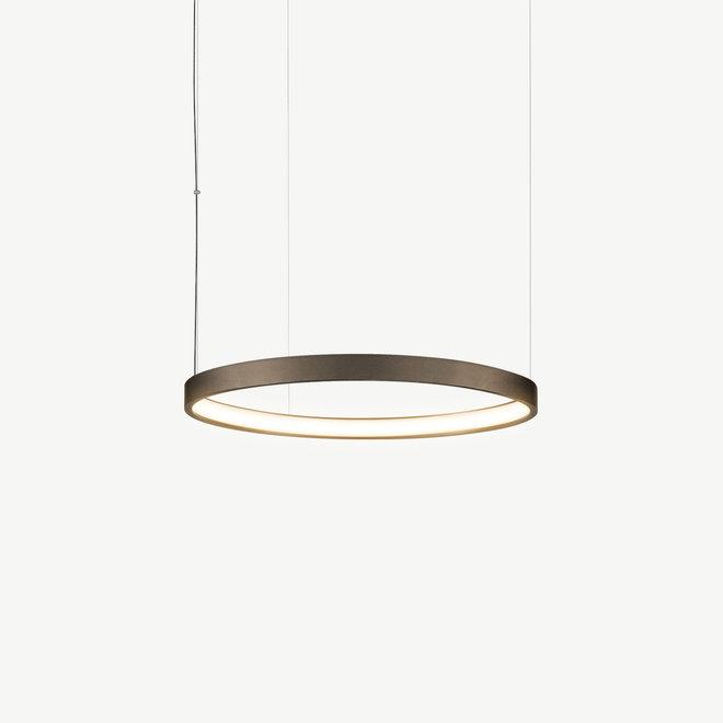 LED ring hanglamp HALO ø520 mm - brons