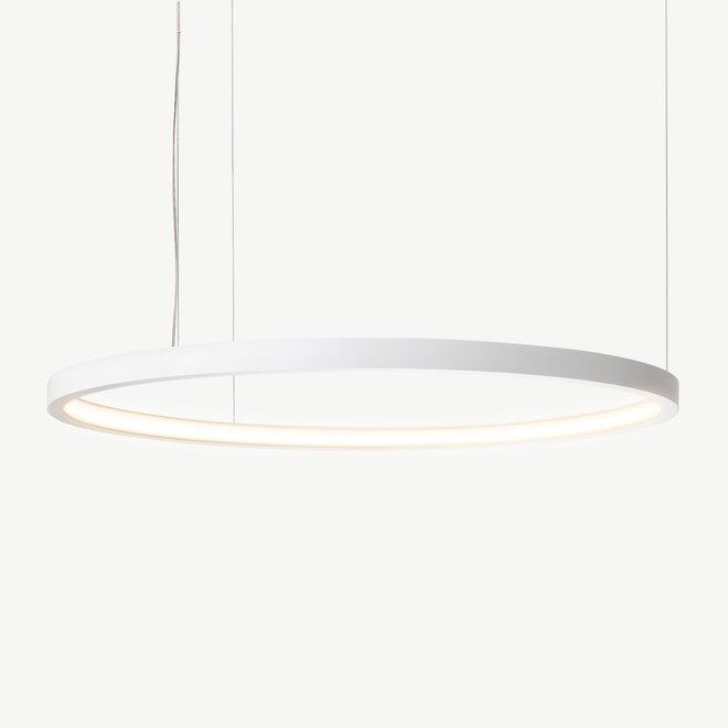LED ring hanglamp HALO ø920 mm - wit