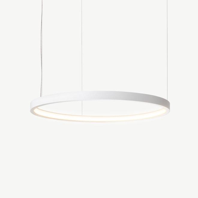 LED ring hanglamp HALO ø790 mm - wit