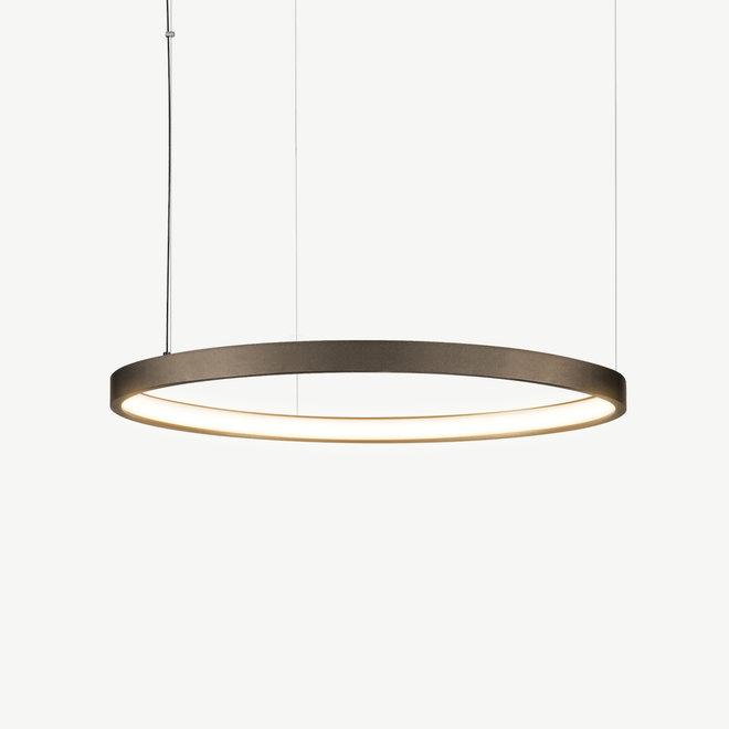 LED ring hanglamp HALO ø790 mm - brons
