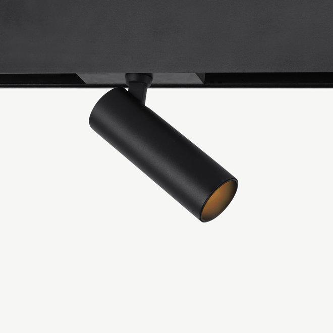 CLIXX magnetische LED module SPOT50 - zwart