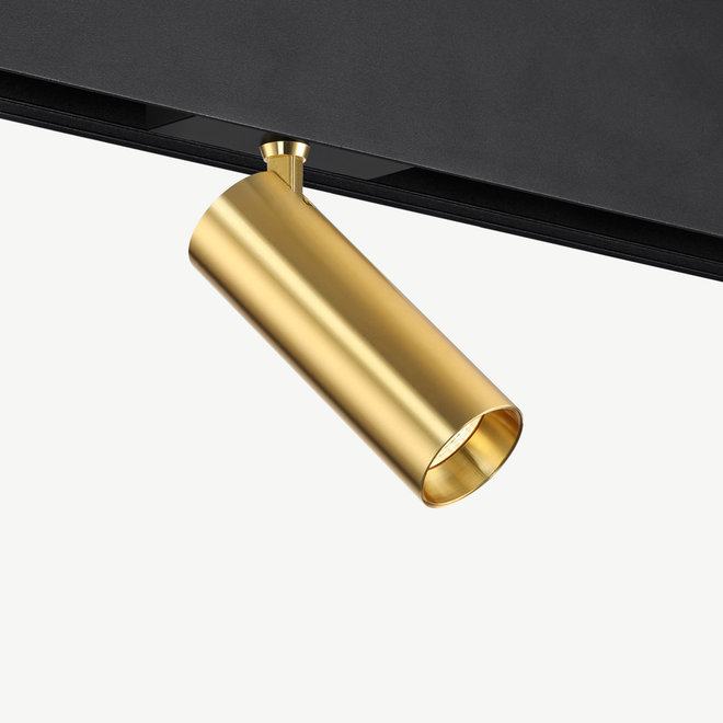 CLIXX magnetic track light system - SPOT50 LED module - gold