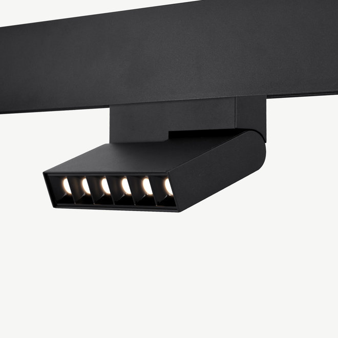 CLIXX magnetic LED module FOLD06 - black