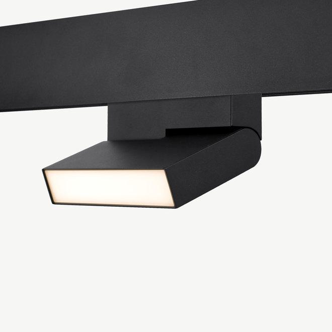 CLIXX magnetische LED module FOLD16 - zwart