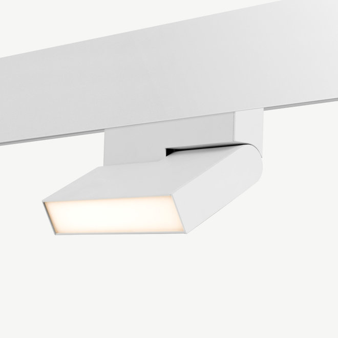 CLIXX magnetisch rail verlichtingssysteem - FOLD16 LED module - wit