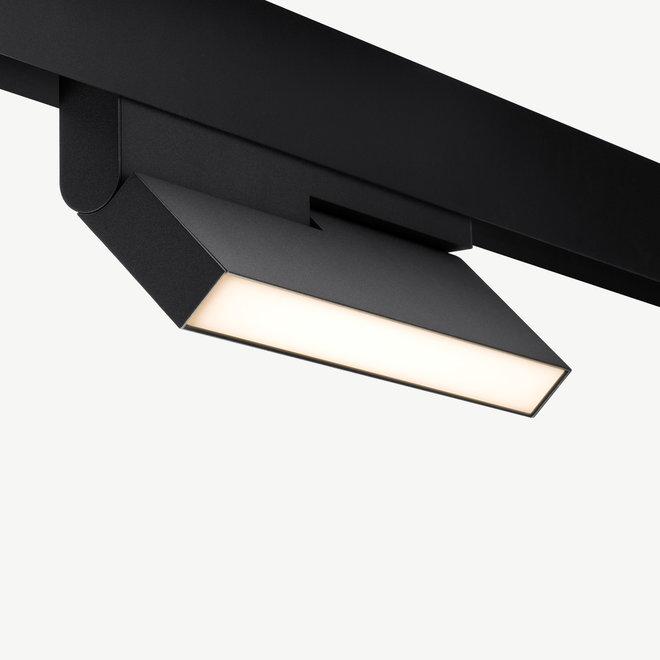 CLIXX magnetisch rail verlichtingssysteem - FOLD32 LED module  - zwart
